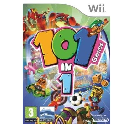 101 in 1 Games - Wii