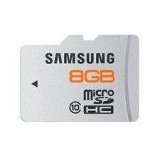 Samsung Micro SDHC Plus 8Go Class 10
