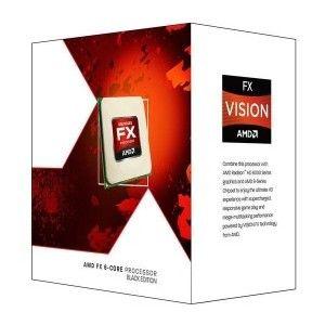AMD FX 6100 (3.3 Ghz - AM3+) Black Edition
