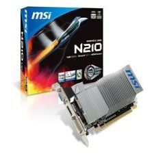 MSI GeForce N210-MD1GD3H/LP