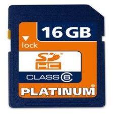 Bestmedia Platinum SDHC Card 16Go