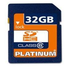 Bestmedia Platinum SDHC Card 32Go