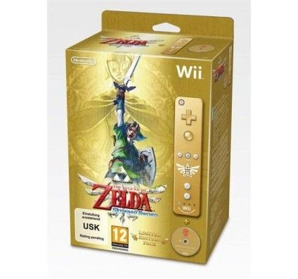 The Legend of Zelda : Skyward Sword - Edition Limitée - Wii