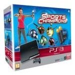 Sony Playstation 3 Slim 320Go + PS Move + Sports Champions