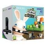 Microsoft Xbox 360 4Go + Kinect + The Lapins Crétins Partent en Live