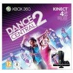 Microsoft Xbox 360 4Go + Kinect + Dance Central 2