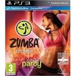 Zumba Fitness - PS Move - PS3
