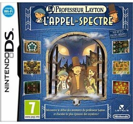 Professeur Layton et l'appel du Spectre - DS