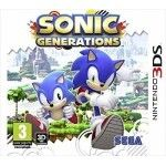 Sonic Generations - 3DS