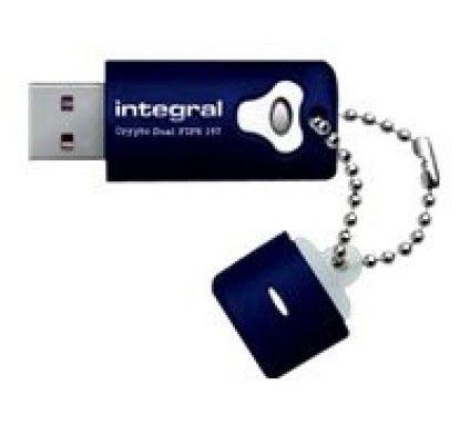 Integral Crypto Dual FIPS 197 8Go