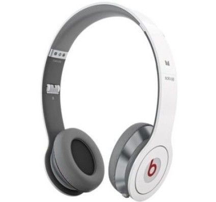 Beats by Dr Dre Solo HD (Blanc)