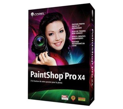 Corel PaintShop Pro X4 - PC