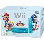 Nintendo Wii bleue + Mario & Sonic aux JO de Londres 2012