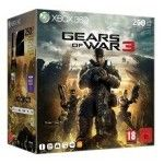 Microsoft Xbox 360 Slim 250Go + Gears of War 3