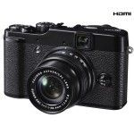 Fujifilm Finepix X10 (Black)