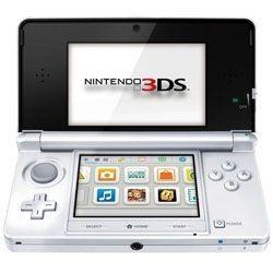 Nintendo 3DS (Blanc arctique)