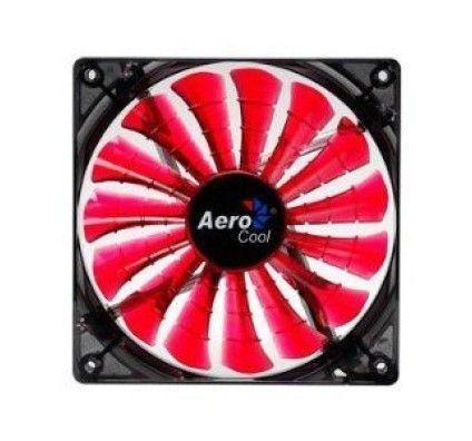 Aero Cool Shark Devil Red Edition - 140mm