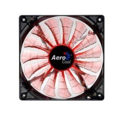 Aero Cool Shark Evil Black Edition - 140mm