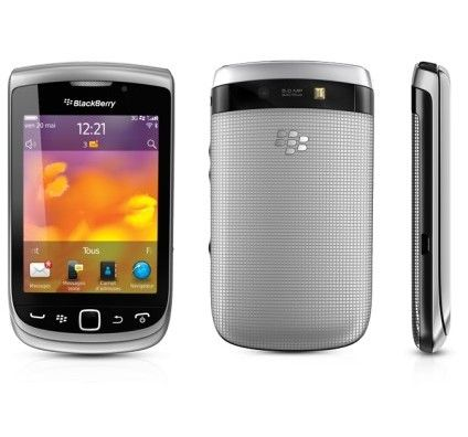 Blackberry Torch 9810 QWERTY (Argent)