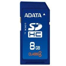 A-Data SDHC 8Go Class 4