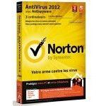 Norton Antivirus 2012 3 postes - PC