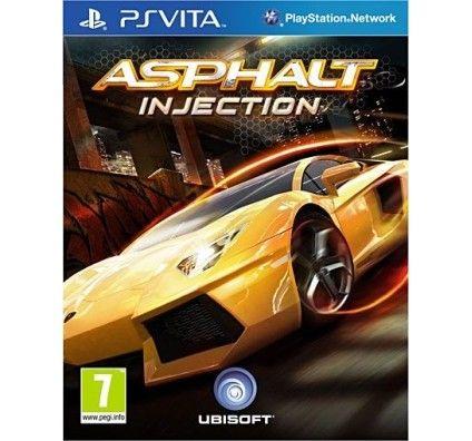 Asphalt Injection - PS Vita
