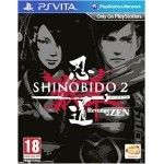 Shinobido 2 : Revenge of Zen - PS Vita