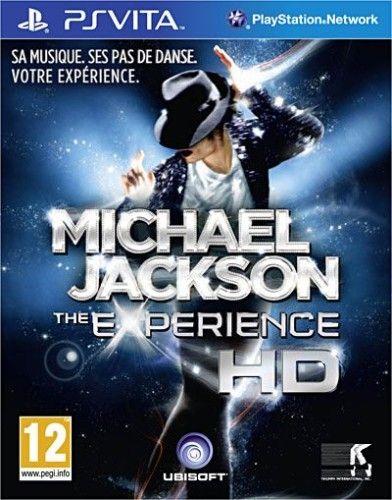 Michael Jackson : The Experience - PS Vita