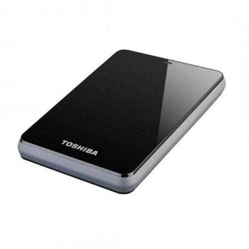 "Toshiba StorE Canvio 2.5"" 500Go (Noir)"