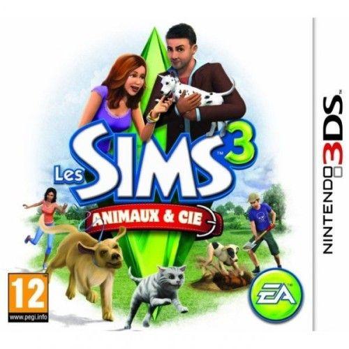 Les Sims 3 : Animaux & Cie - 3DS