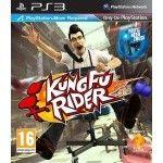 Kung Fu Rider - PS Move - Playstation 3