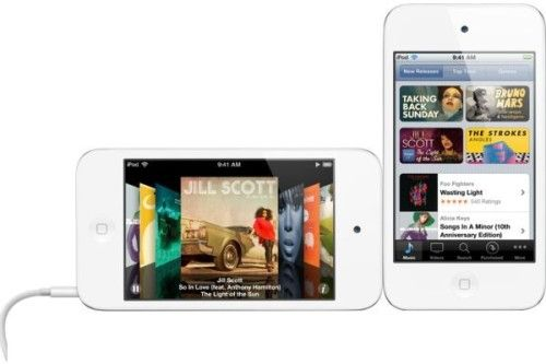 Apple iPod Touch 4G 8Go Blanc