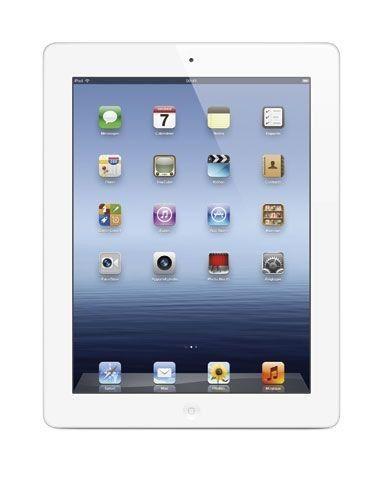 Apple Nouvel iPad 32Go Wi-Fi + 4G (Blanc)