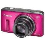 Canon PowerShot SX240 HS (Rose)