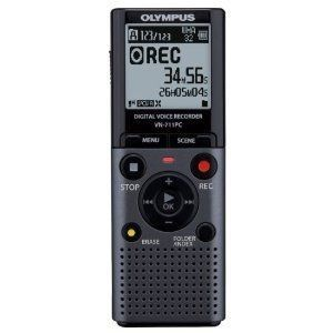 Olympus VN-711PC + Dragon Naturally Speaking