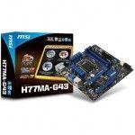 MSI H77MA-G43