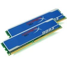 Kingston HyperX Blu DDR3-1600 CL10 16Go (2x8Go)