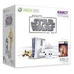 Microsoft Xbox 360 320Go + Kinect + Kinect Star Wars