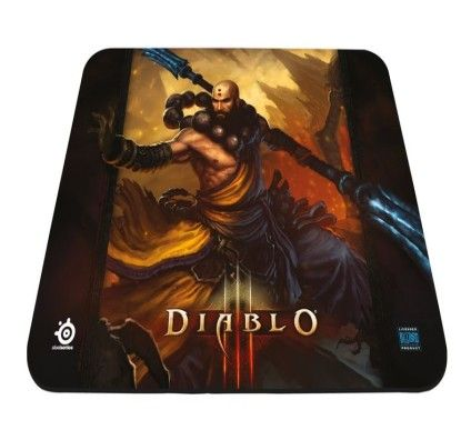 Steelseries QCK Edition Diablo III - Monk