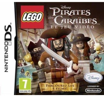LEGO Pirates des Caraïbes - DS