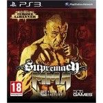 Supremacy MMA - PS3