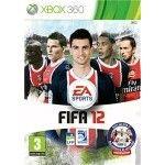 Fifa 12 Edition PSG - Xbox 360