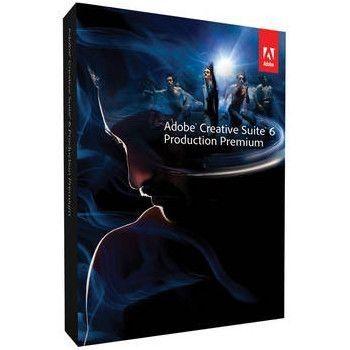 Adobe Creative Suite 6 Production Premium - Mac