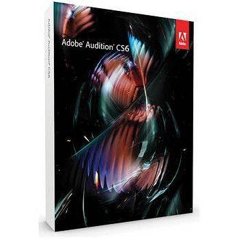 Adobe Audition CS6 - Mac
