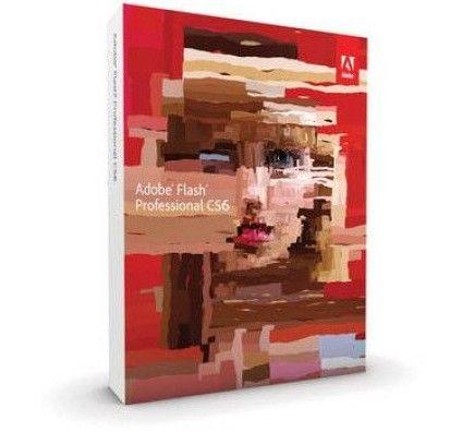 Adobe Flash Professional CS6 - MAC