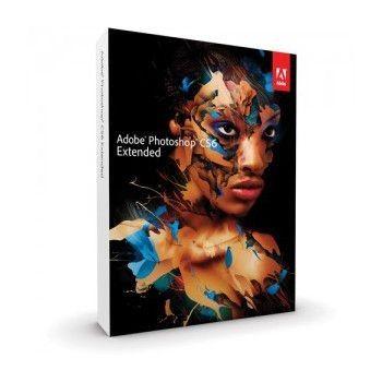 Adobe Photoshop CS6 Extended - Mise à Jour depuis CS3/4/5 - Mac