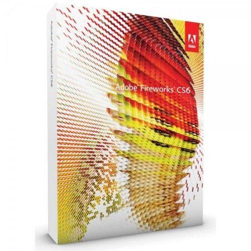 Adobe Fireworks CS6 - Mac
