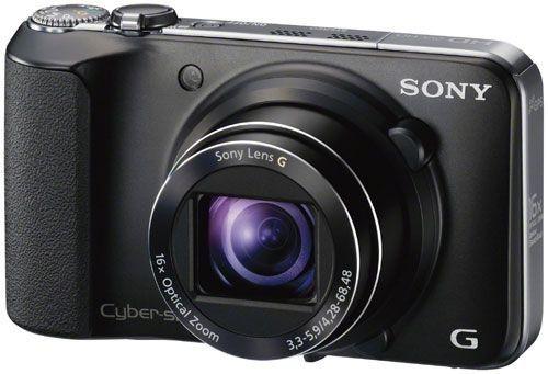 Sony Cyber-Shot DSC-HX10V (Noir)