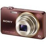 Sony Cyber-Shot DSC-WX100 (Marron)