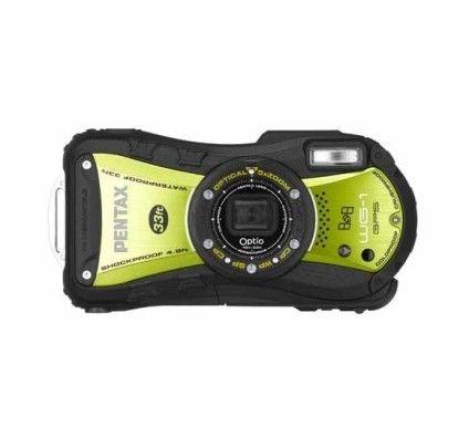 Pentax Optio WG-1 GPS (Vert)